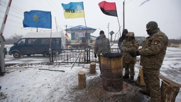 Donbas rebels set ultimatum to Ukrainian authorities