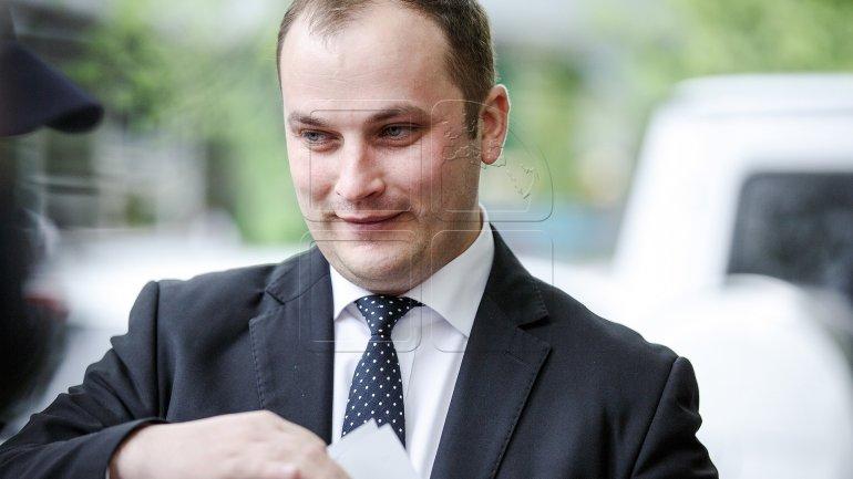Glamorous Moldovan lawyer, Valerian Manzat requests release from custody