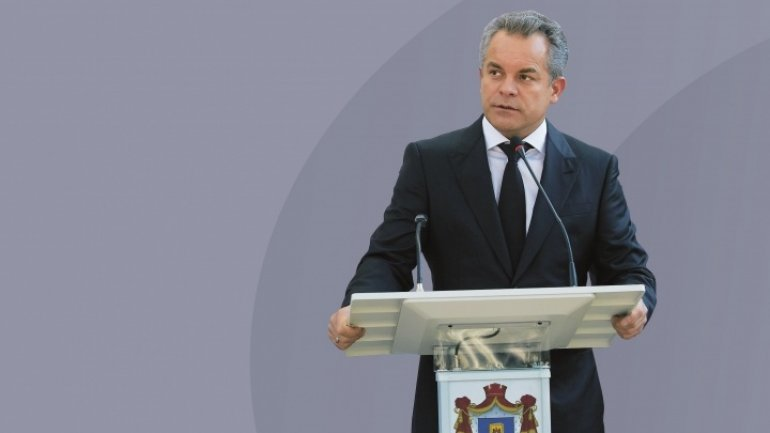 REACTION of PDM president Vlad Plahotniuc regarding Igor Dodon's statements in Brussels