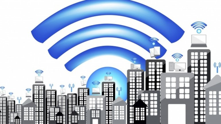 Moldova is Europe's first in WiFi access in dwellings to let