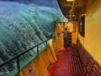 Dramatic wave photo from Sydney ferry wows thousands online (PHOTO)