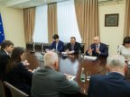 PM Pavel Filip held meeting with President of OSCE representative on combating anti-semitism