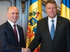 PM Pavel Filip held phone conversation with Romanian President Klaus Iohannis
