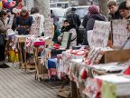 Trinkets, the spring tradition turned into marketing affair (PHOTOREPORT)