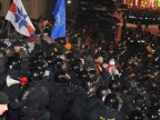 Opposition leaders, journalists arrested at protest in Belarus