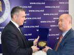 Moldova's CNA inks memo on fighting money laundering with FBI