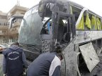 Al-Qaeda-related group claims attack in Damascus