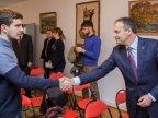 Parliament President Andrian Candu meets with German counterpart Norbert Lammert, Diaspora