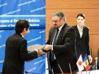 Agreement signed! Moldova is more competitive in area of sustainable agriculture with support of Japanese Government