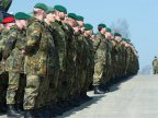 Germany, determined to keep troops in Baltics, following close enhanced Russian military presence
