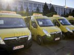 Romania to donate 96 school minibuses more to Moldovan village students