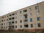 New social dwellings in western town of Leova