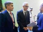 Minister of Internal Affairs Alexandru Jizdan attends INTERPOL reunion in Abu Dhabi
