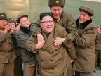 North Korea's Kim attends testing missile engine (VIDEO)