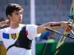 Moldovan archer Dan Olaru gains silver at European championship