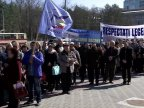 Moldovan teachers took to streets to demand salary increase