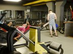 Spring is coming. Gyms start to get crowded