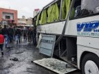 40 die in double bomb attack in Damascus