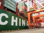 China reports first trade gap in three years