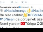 Turkish hackers break Twitter accounts of Amnesty International and Unicef