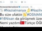 Turkish hackers break Twitter accounts of Amnesty International and Unicef