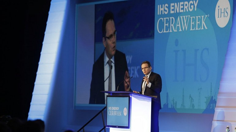 World energy leaders to address industry issues, policies at CERAWeek Conference
