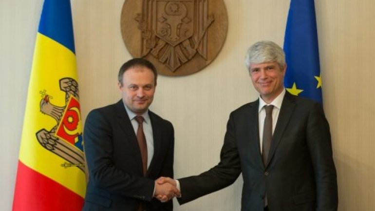 Switzerland works out new strategy of cooperation with Moldova for 2018-2021