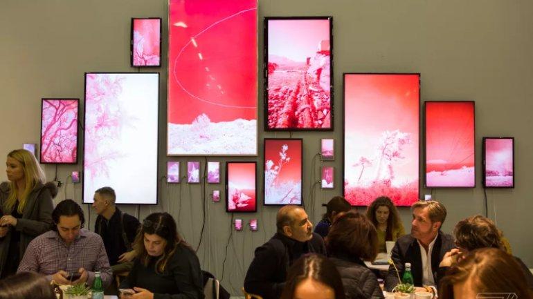 Technology and art meet at New York Art Week (PHOTO)