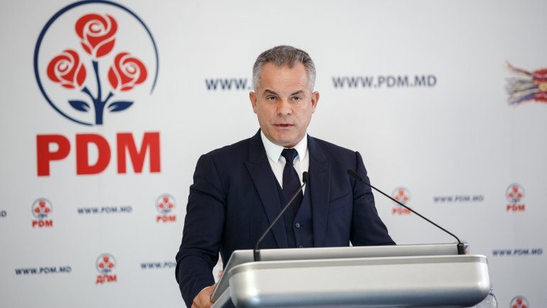 Democratic Party of Moldova proposes UNINOMINAL VOTING SYSTEM. Vlad Plahotniuc: Citizens to be able to dismiss MPs