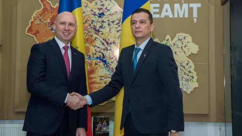 Romanian and Moldovan Cabinets hold joint reunion, broach issues of mutual interest