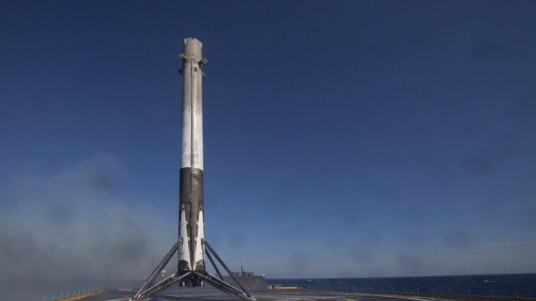 SpaceX to make history with its first reused rocket launch