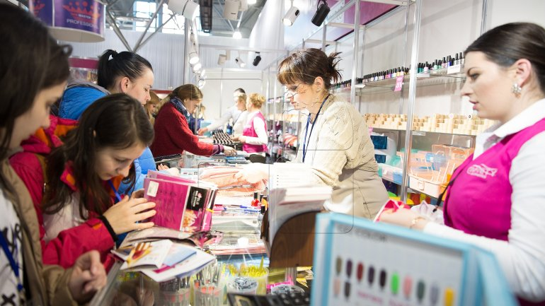 Expo Beauty 2017: Health and beauty technology products (PHOTOREPORT)