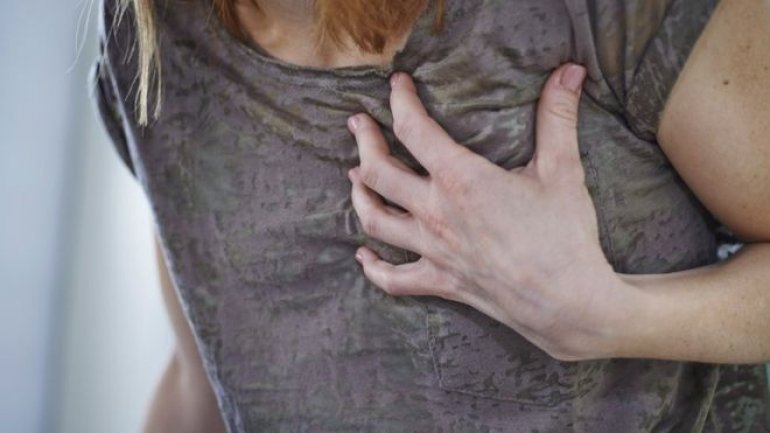 "Early warning signs of heart attacks ""being missed"""