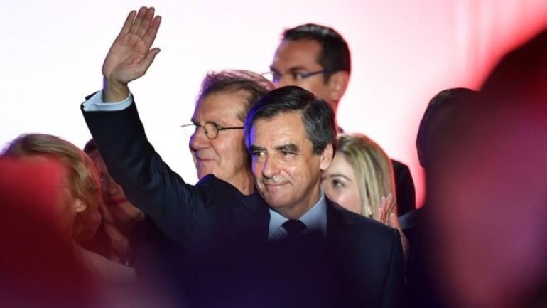 Francois Fillon: French conservative candidate's home raided