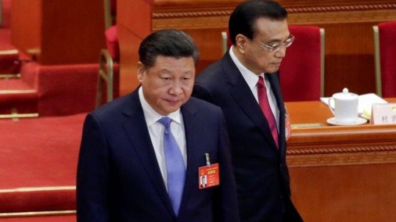 China cuts growth target to 6.5% this year - Premier Li Keqiang