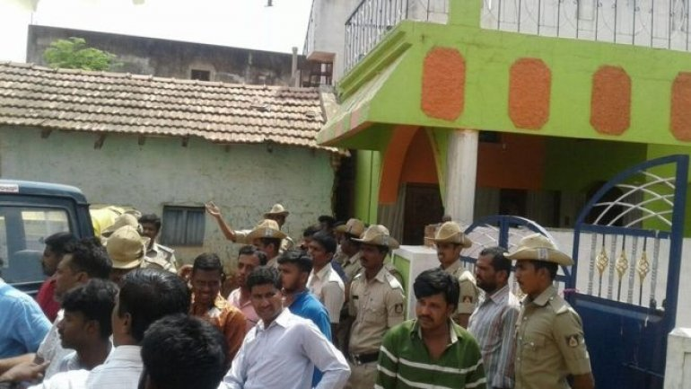 """India """"human sacrifice"""": Arrests over 10-year-old's death"""