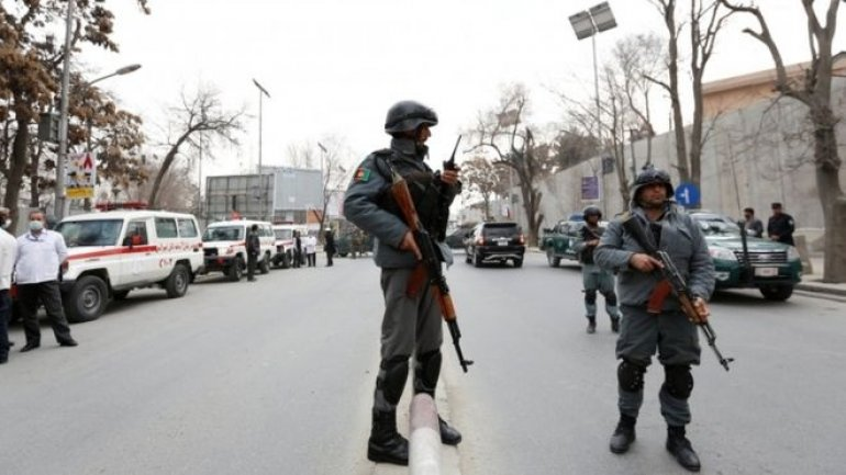Kabul military hospital comes under attack