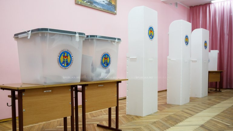 Mayors to be elected in seven Moldovan localities