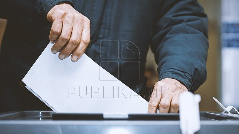 Over HALF A MILLION Moldovans have opted for the uninominal voting system