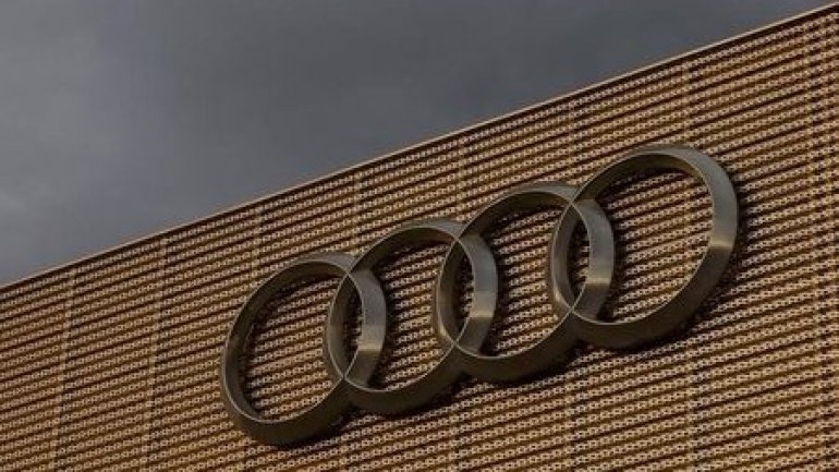 German prosecutors search Audi's quarters