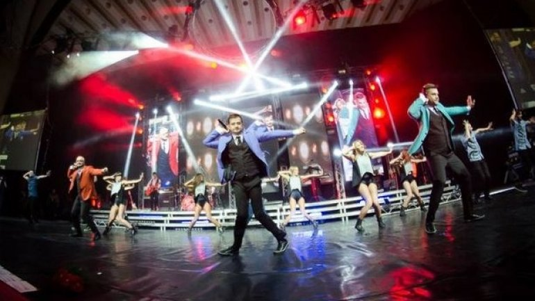 3 Sud Est band perform UNFORGETTABLE show at National Palace in Chisinau