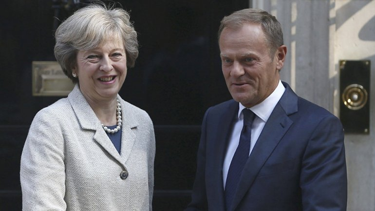 European Union, determined to yield nothing to UK in talks over Brexit