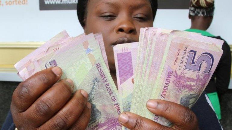 """Mugabe's Zimbabwe gets busy creating """"fiction money"""""""