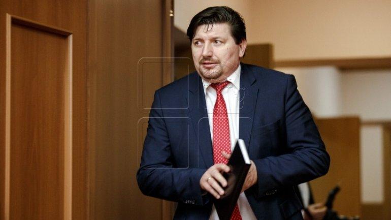 Moldovan Agriculture Minister, under house arrest