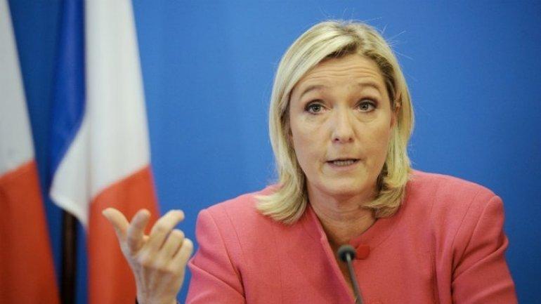 Marine Le Pen, stripped of immunity as Europarliamentarian