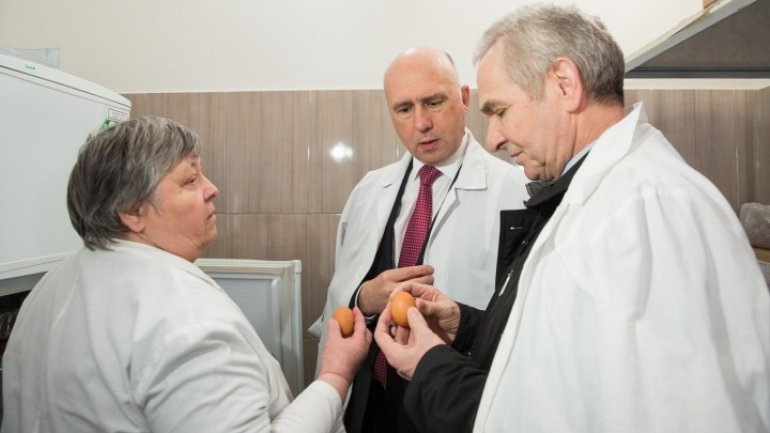 New cases of bad food quality in kindergartens. PM Pavel Filip asks for EMERGENCY CHECKS