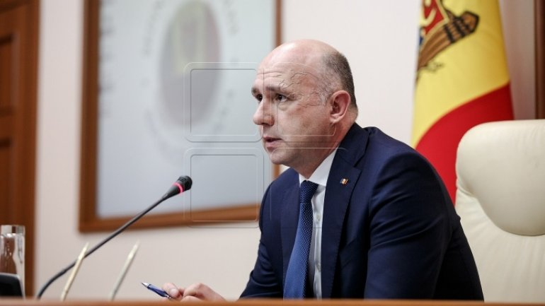 Prime Minister Pavel Filip: Building Ungheni-Chișinău gas pipe will end later in 2018