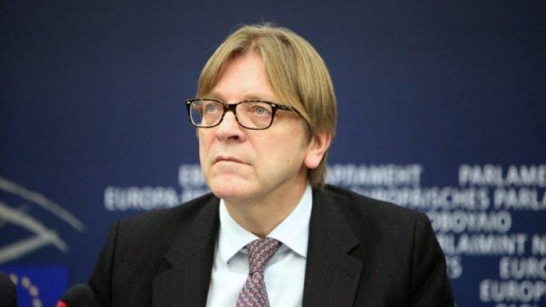 Britons should keep EU rights post-Brexit - Guy Verhofstadt
