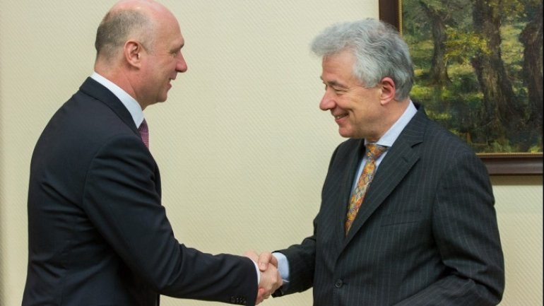 Moldova's Premier tackled reforms with Managing Director for Europe and Central Asia in European External Action Service