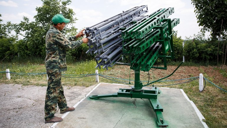 Preparations for agricultural season. 5,000 anti-hail rockets to be brought